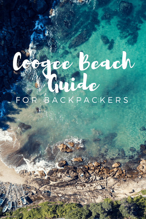 Guide to Coogee Beach for Backpackers