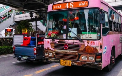 How To Get Around Bangkok