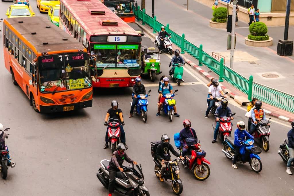 How To Get Around Bangkok