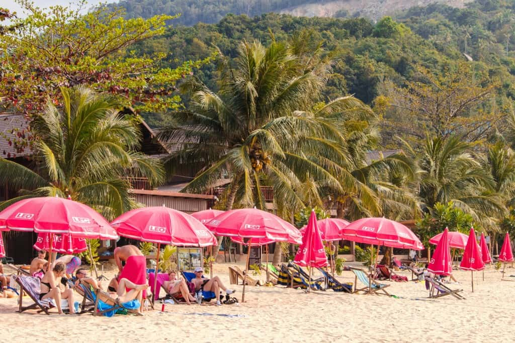 Koh Phangan on a budget