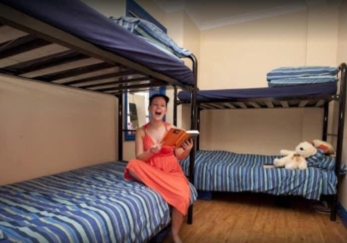 4 Bed Mixed Dorm Apartment