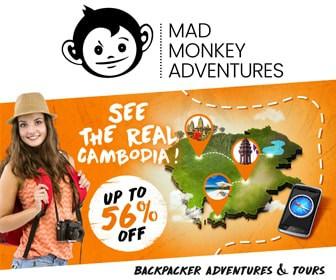Adventure Tours Cambodia