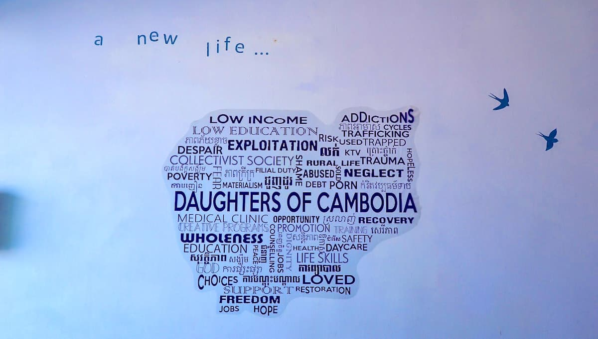 Phnom Penh Cafes | Daughters of Cambodia