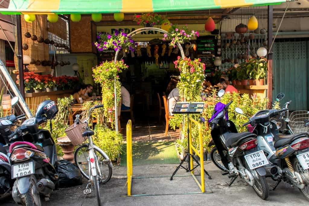 Vegetarian Restaurants in Chiang Mai