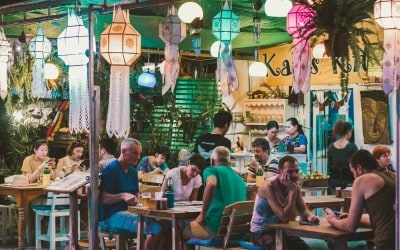 Where to Eat in Chiang Mai on a Budget