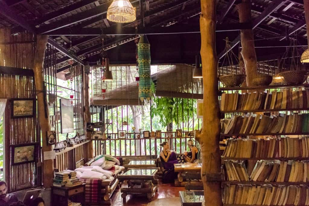 Coffee Shops on Koh Phangan