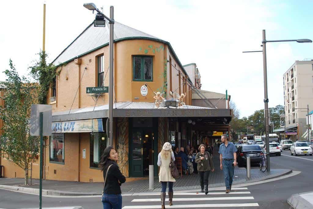 restaurants with vegetarian options Sydney