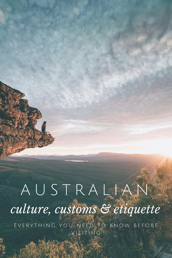 Australian culture customs etiquette everything you need to know australian culture customs etiquette m4hsunfo
