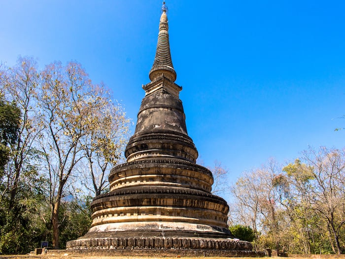 Chiang Mai Walking Tour