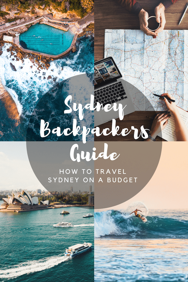Sydney Backpackers Guide