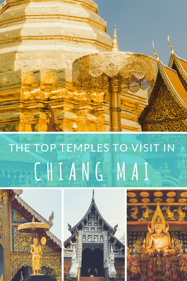 City tour Chiang Mai