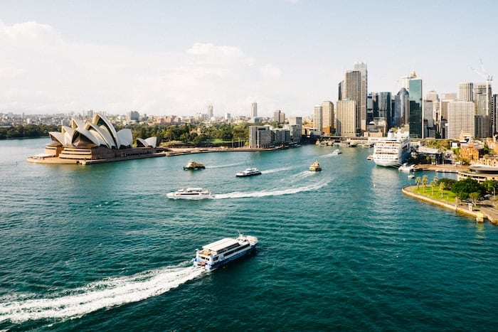 Sydney Itinerary | View of Sydney