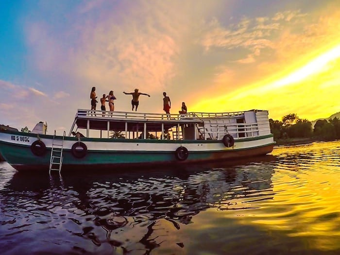 Kampot Sunset Cruise