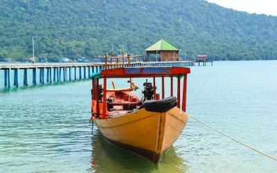 Fishing & Snorkeling Trips in Koh Rong Samloem