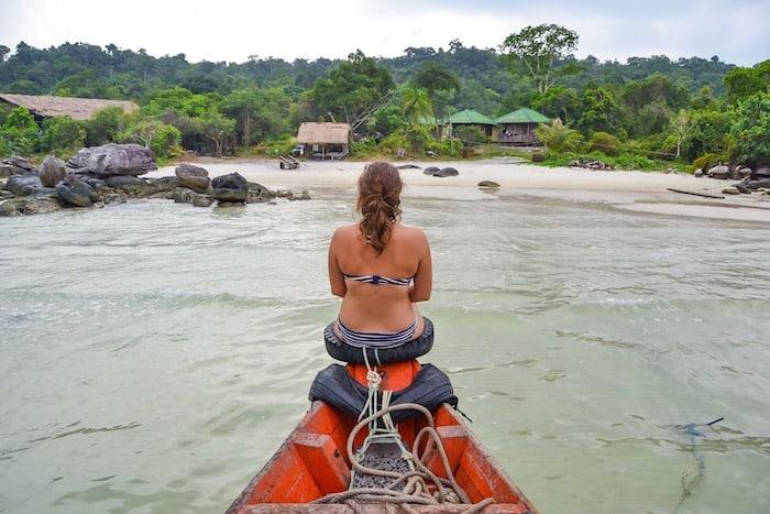 Koh Rong Samloem Fishing & Snorkeling Tour
