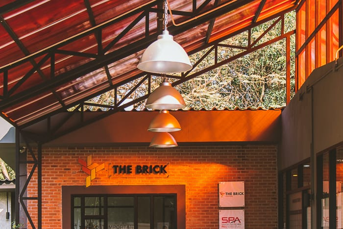 The Brick Startup Space