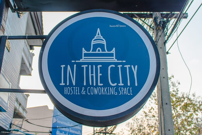 In the City 24/7 Living & Co-Working Space