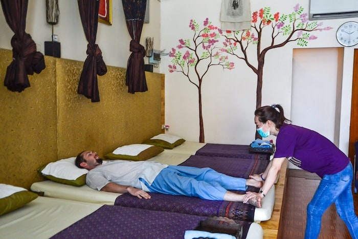 Where to get a Massage in Chiang Mai | Naruncha