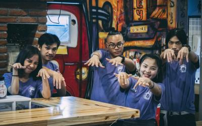 Now Hiring: Office Administrator for Mad Monkey Bangkok