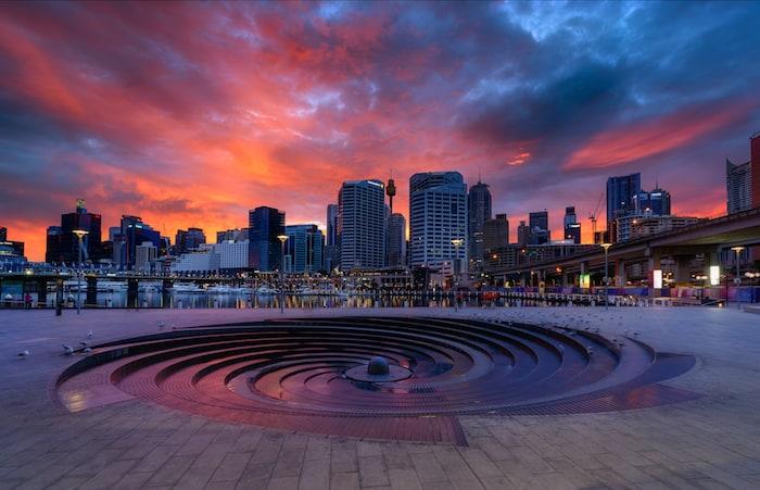 Backpacking Sydney CBD