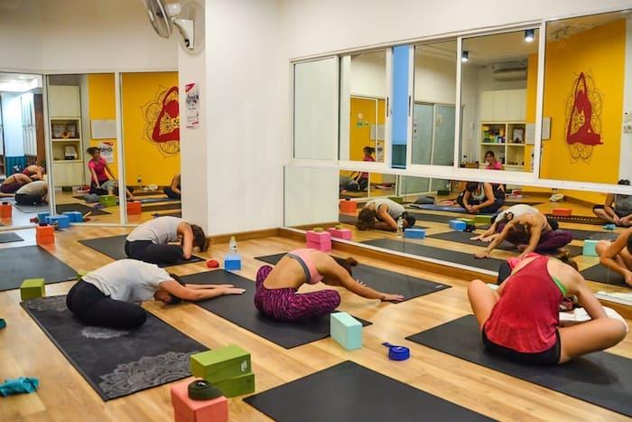 Yoga Studios in Chiang Mai, Thailand