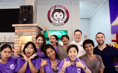 Now Hiring: HR Manager for Mad Monkey Thailand