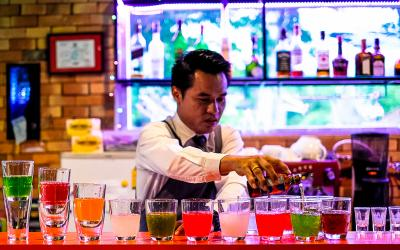 Now Hiring: Bartender for Mad Monkey Chiang Mai and Pai