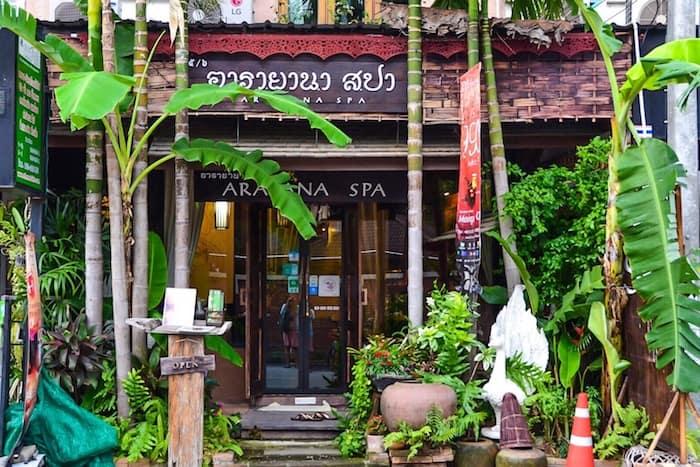 Arayana Spa, Chiang Mai