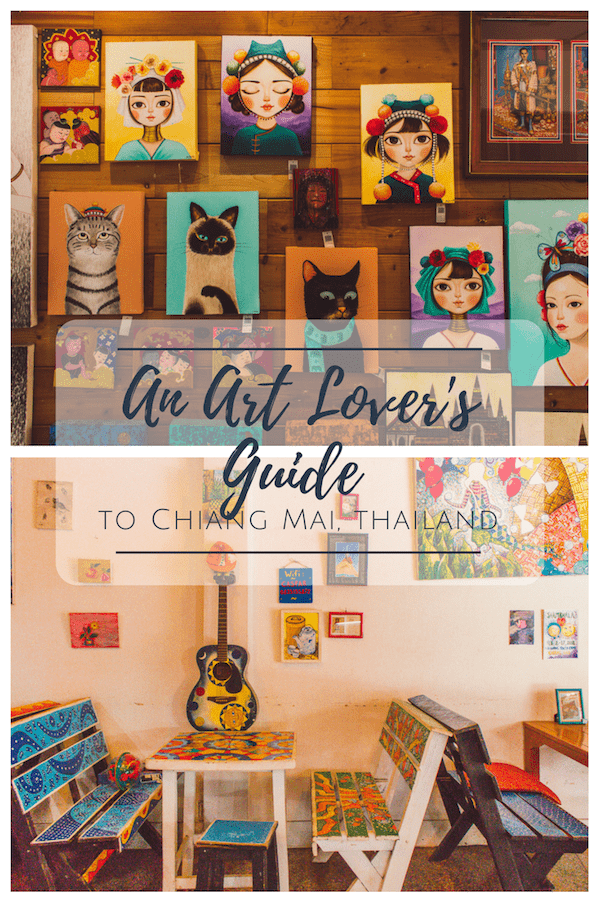 Chiang Mai Art Lover's Guide