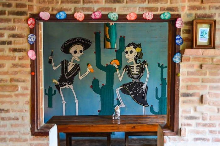 Restaurants in Pai: Cafecito