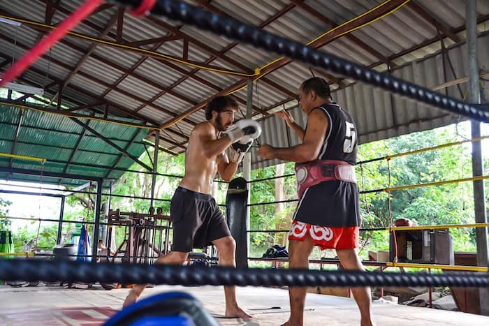 Charn Chai Muay Thai Gym