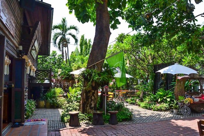Chiang Mai Women's Correctional Institute Massage