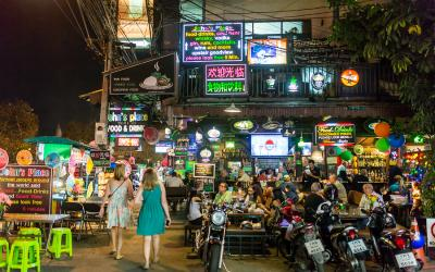 Mad Monkey Hostels to Open In Chiang Mai, Thailand
