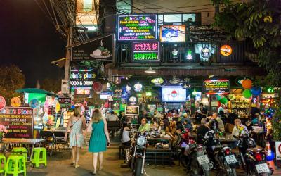 Chiang Mai Pub Crawl