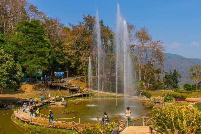 Queen Sirikit Botanic Gardens