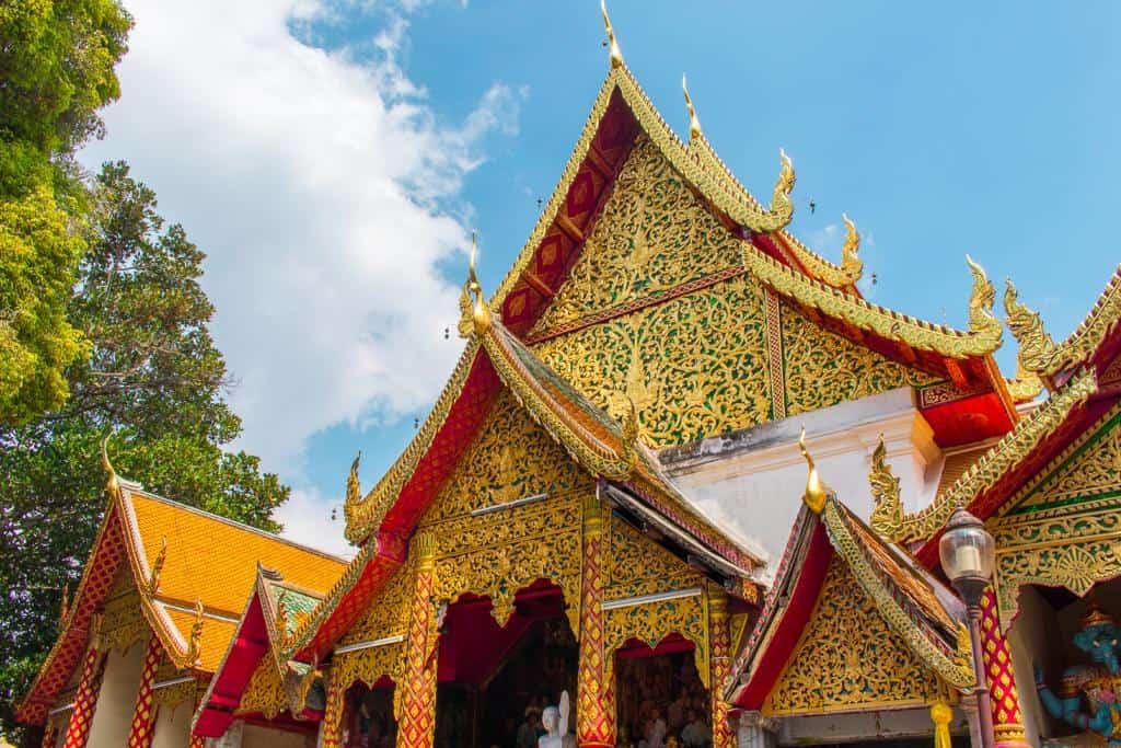 For Temple-Loving TravelersinNorthern Thailand: Chiang Mai