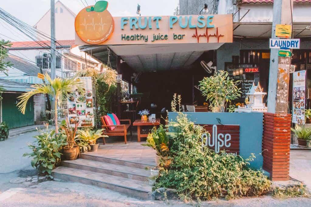 Fruit Pulse Healthy Juice Bar & Cafe
