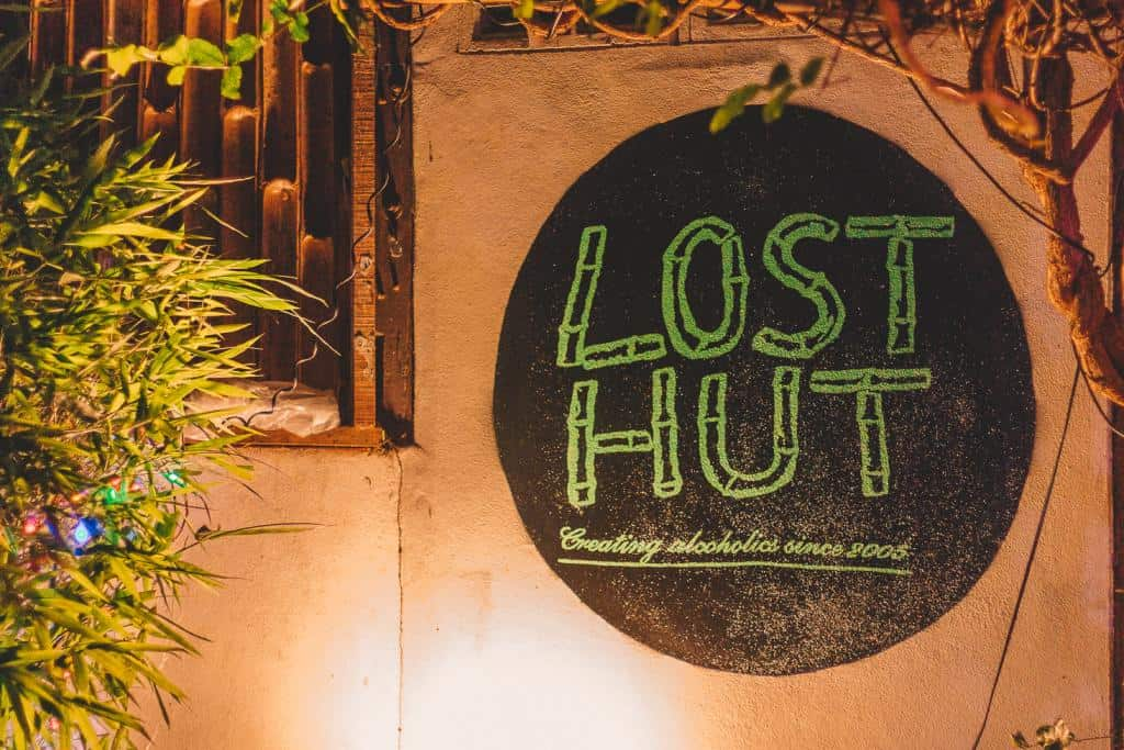 The Lost Hut
