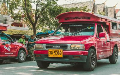 Chiang Mai Transportation: a Complete Guide to Getting Around the City