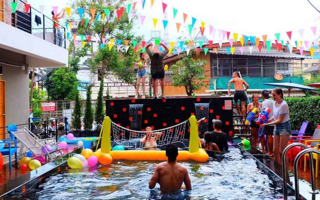 Top Party Hostels in Chiang Mai For Backpackers