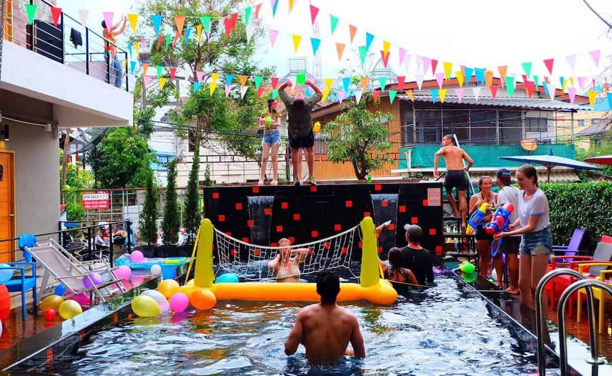 Top Party Hostels In Chiang Mai For Backpackers In 2020