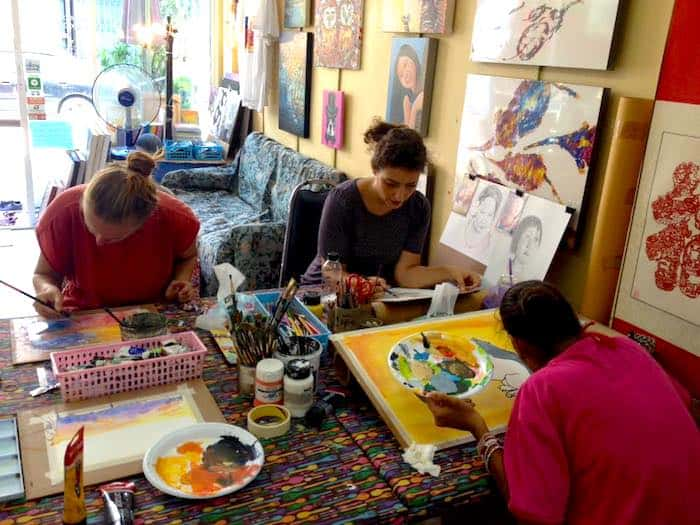 Noina Art Studio in Chiang Mai