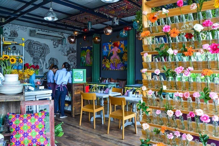 The House of Thailand + Ginger & Kafe