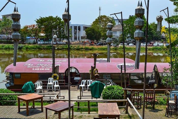 The Riverside Restaurant in Chiang Mai