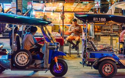 Chiang Mai Walking City Tour