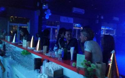 Backpackers Bar