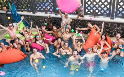 Sunday Blast Pool Party