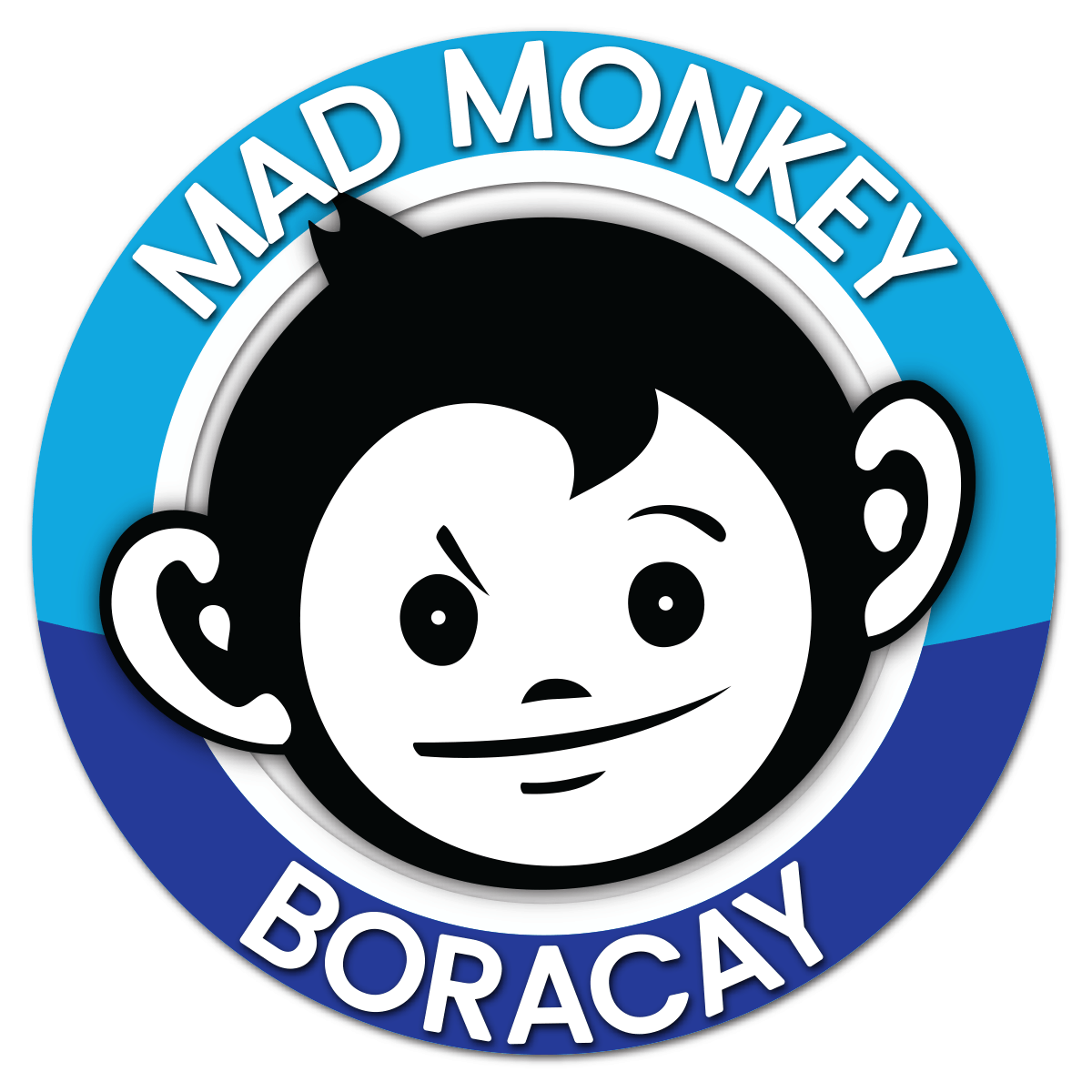 Mad Monkey Hostels Boracay, Philippines