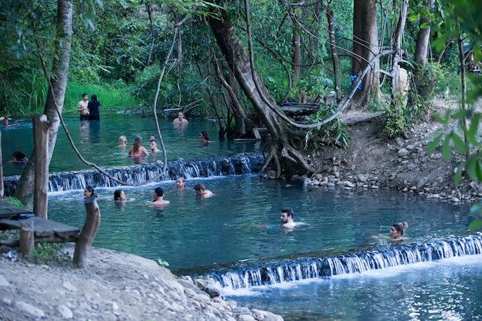 Pai Spas: Sai Ngam Hot Springs