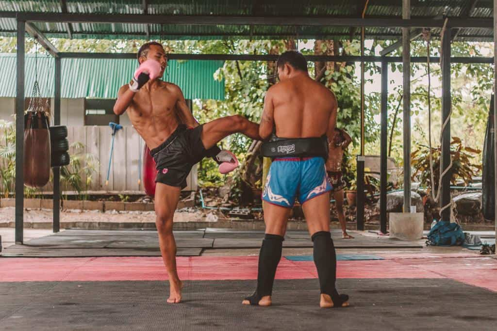Try Your Hand at Muay Thai